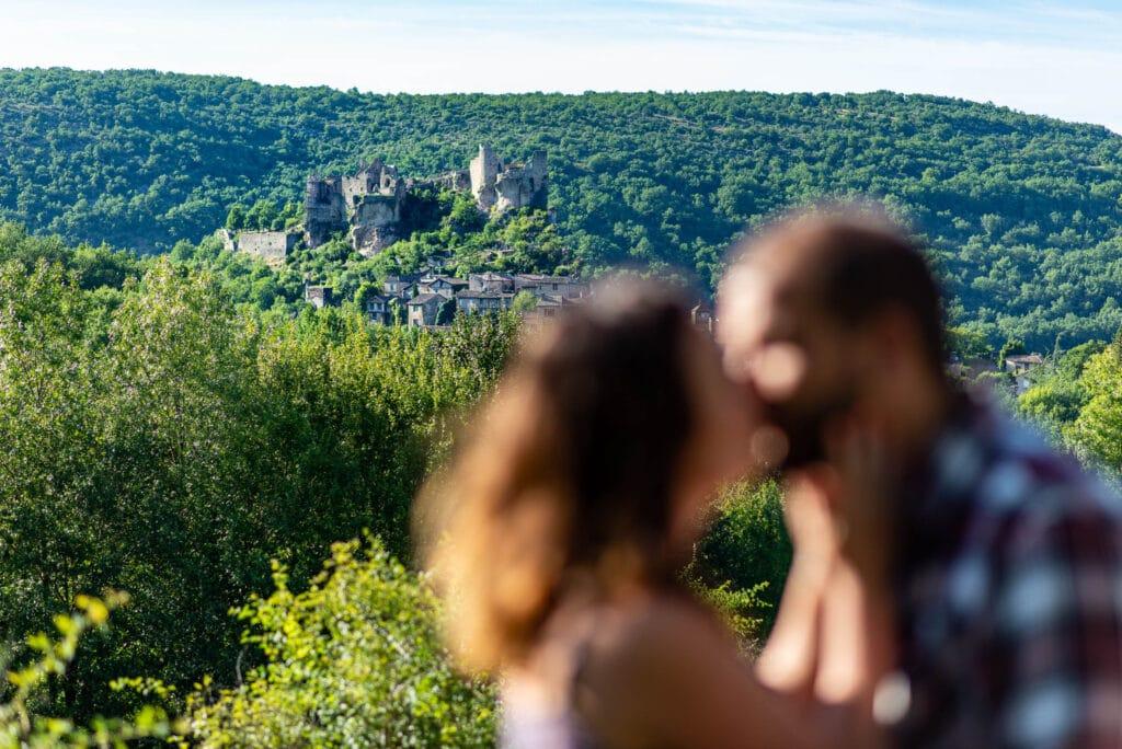 Les futurs parents célèbrent la grossesse dans le Tarn-et-Garonne