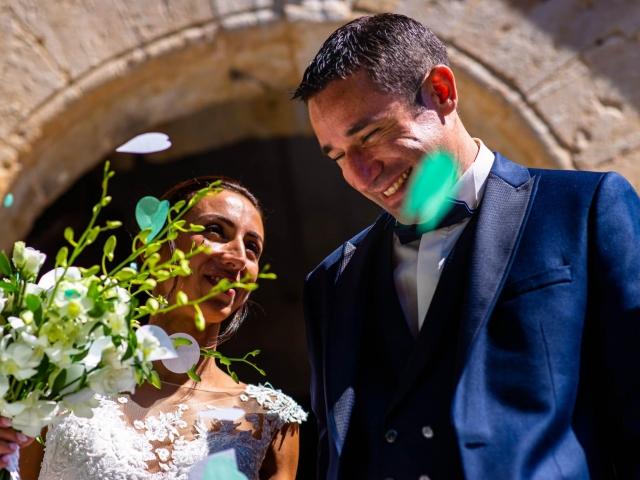Mariage Joanne et François